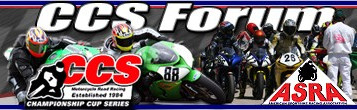 CCS / ASRA Racing Forum