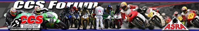 CCS / ASRA Racing Forum
